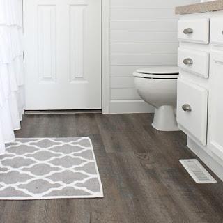 Peel & Stick Wood Floors