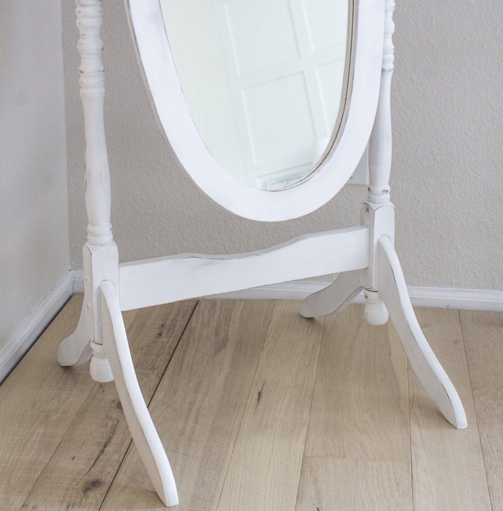 Vintage Mirror Makover