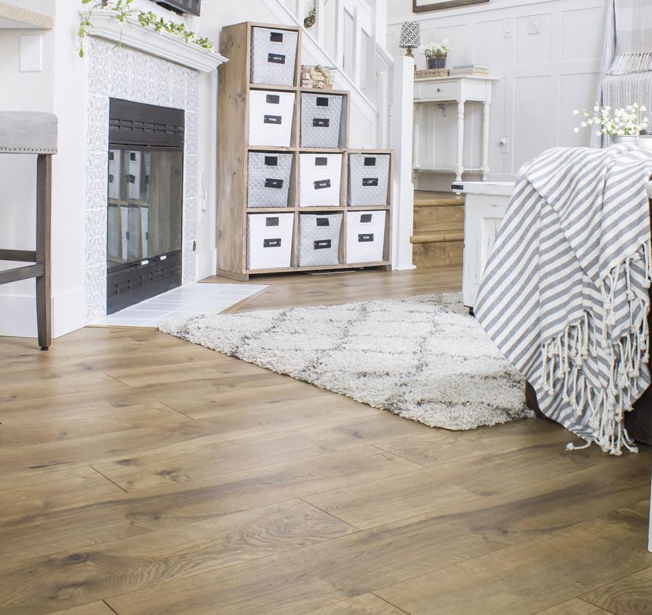DIY Pergo Floor Install