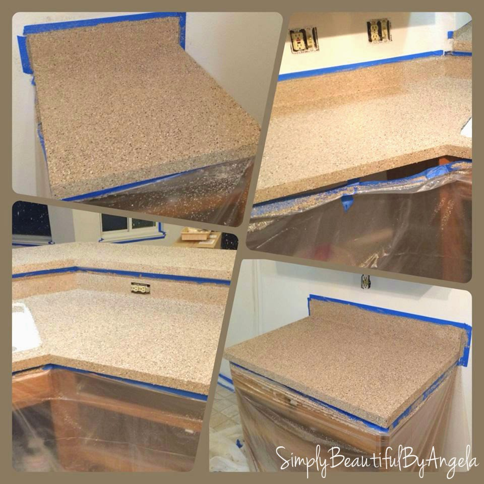 Rustoleum Countertop Transformations Simply Beautiful By Angela
