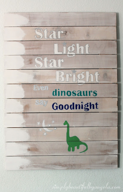 what kind of paint to use on wood kitchen cabinets diy dinosaur plank and how to paint letters on wood 28329