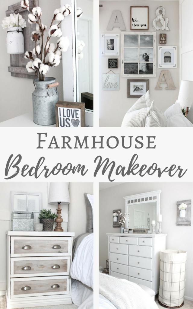One Room Challenge Week 6 Farmhouse Bedroom Reveal Simply