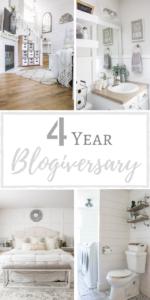 My 4 Year Blogiversary