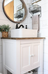 How to Install a Vanity & Vessel Sink Combo
