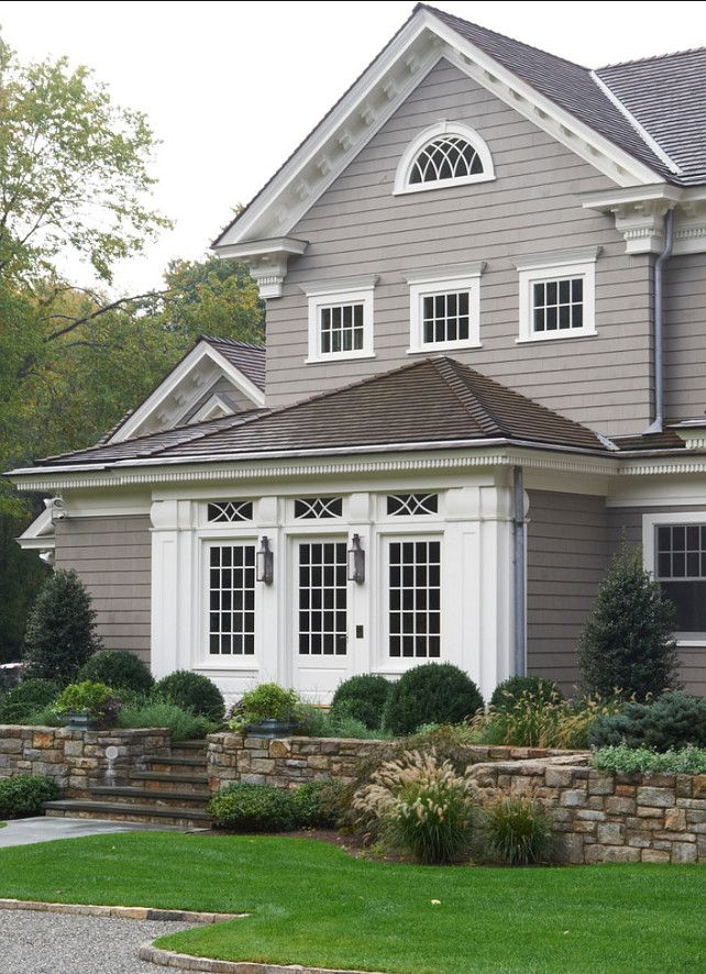Taupe Gray Exterior Paint Color New In Luxury