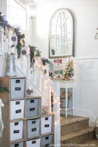 Our Old Home: 1st Christmas Home Tour Compared to the Last