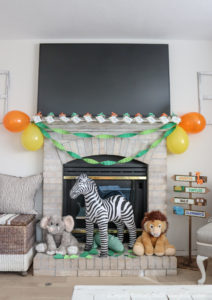 Lucas' Zoo Themed 3rd Birthday Party