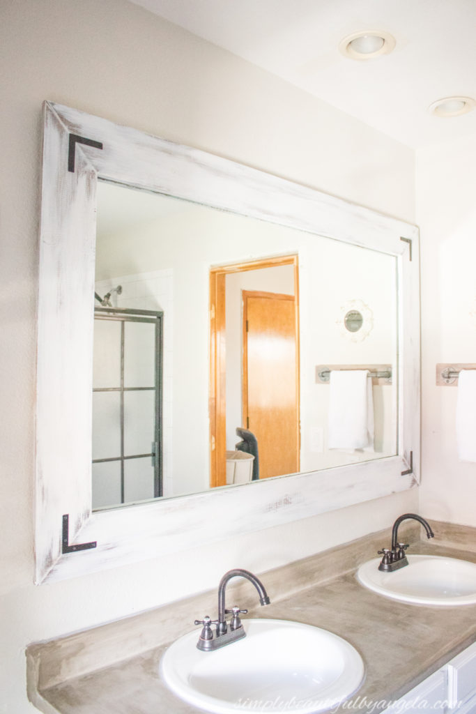 Simply Beautiful Bathrooms: One Room Challenge (Week 5): Finishing Up