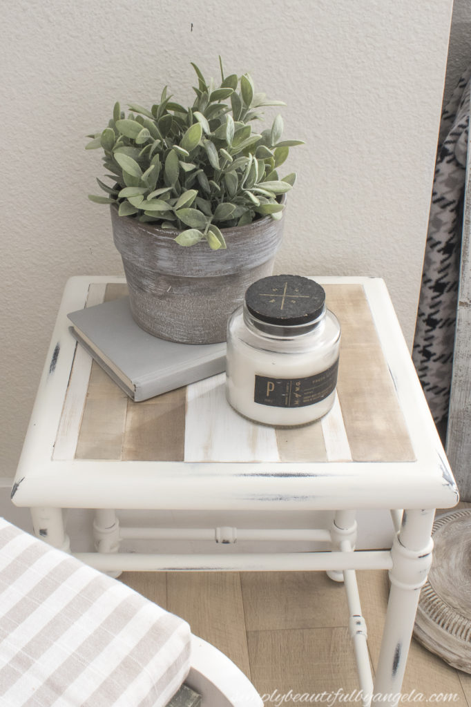 Heidi's pick, Curbside Table Makeover!